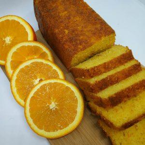 Bizcocho de Naranja 1