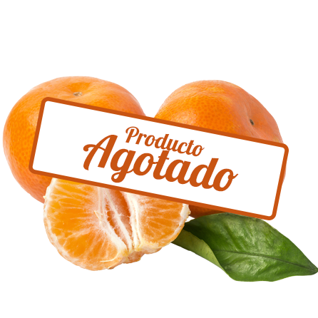 Mandarinas Premium Agotadas