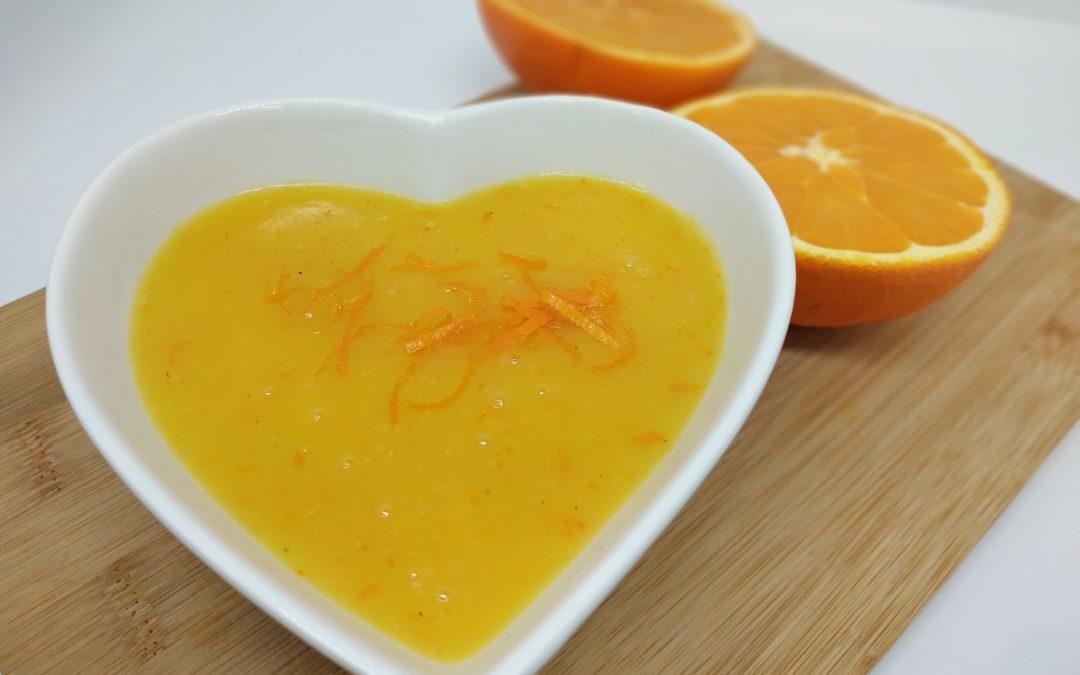 Salsa de Naranja