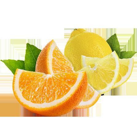 pack naranjas de mesa-limón