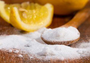 Bicarbonato y limón como remedio