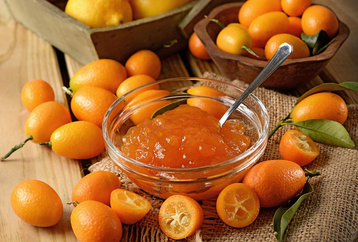 Kumquat: la naranja china