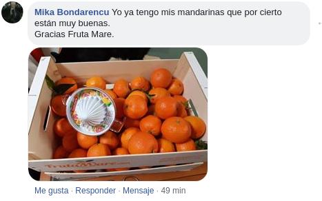 Opinion Frutamare