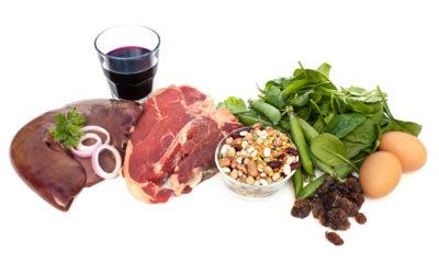 Nuestro Top 8 de Alimentos Para la Anemia