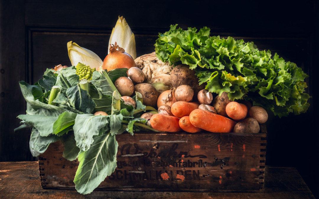 Conoce las Verduras de Temporada Más Comunes Por Meses