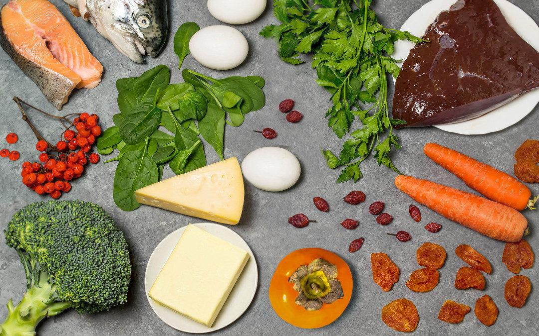 6 Alimentos con Vitamina A Para Tu Salud