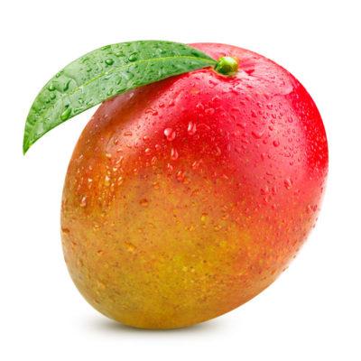 calorías del mango