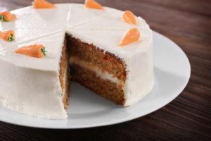 Tarta de zanahoria y nueces 1