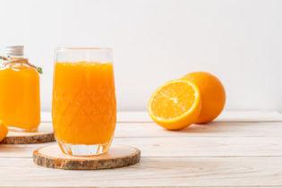 zumo de naranja en thermomix