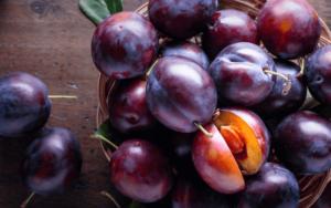 frutas de primavera