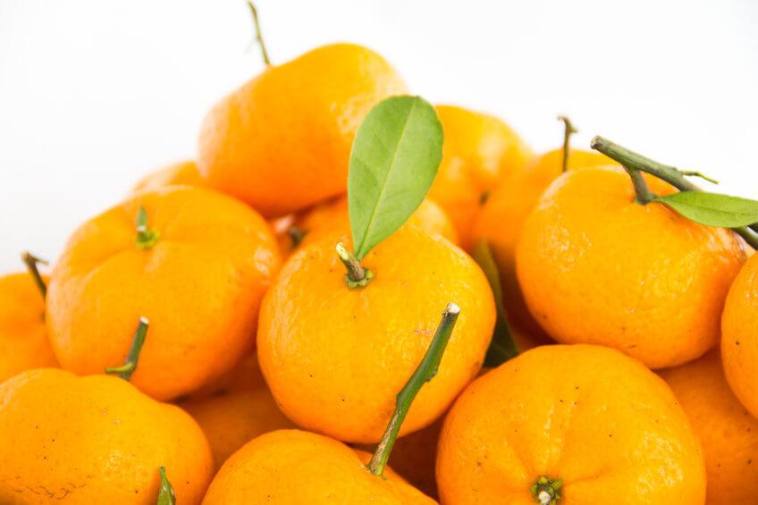 Calorías de la mandarina